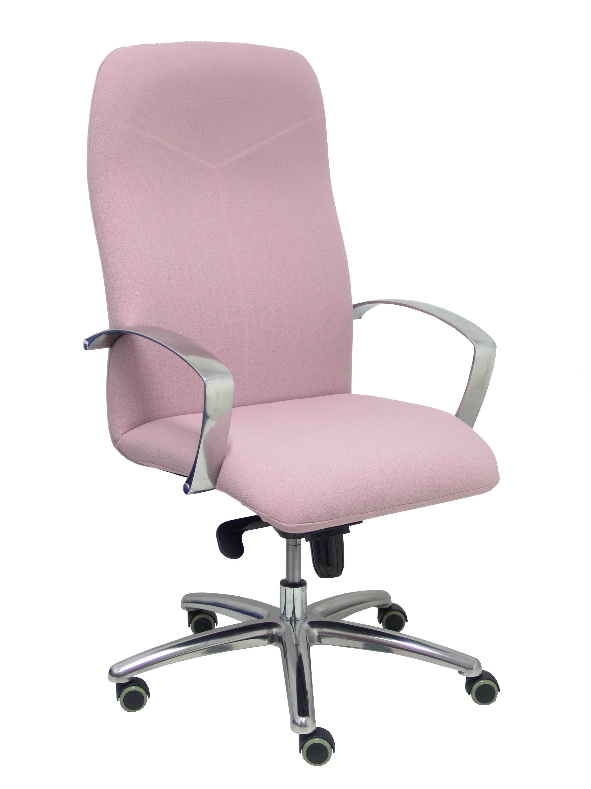 Sillón Caudete bali rosa pálido