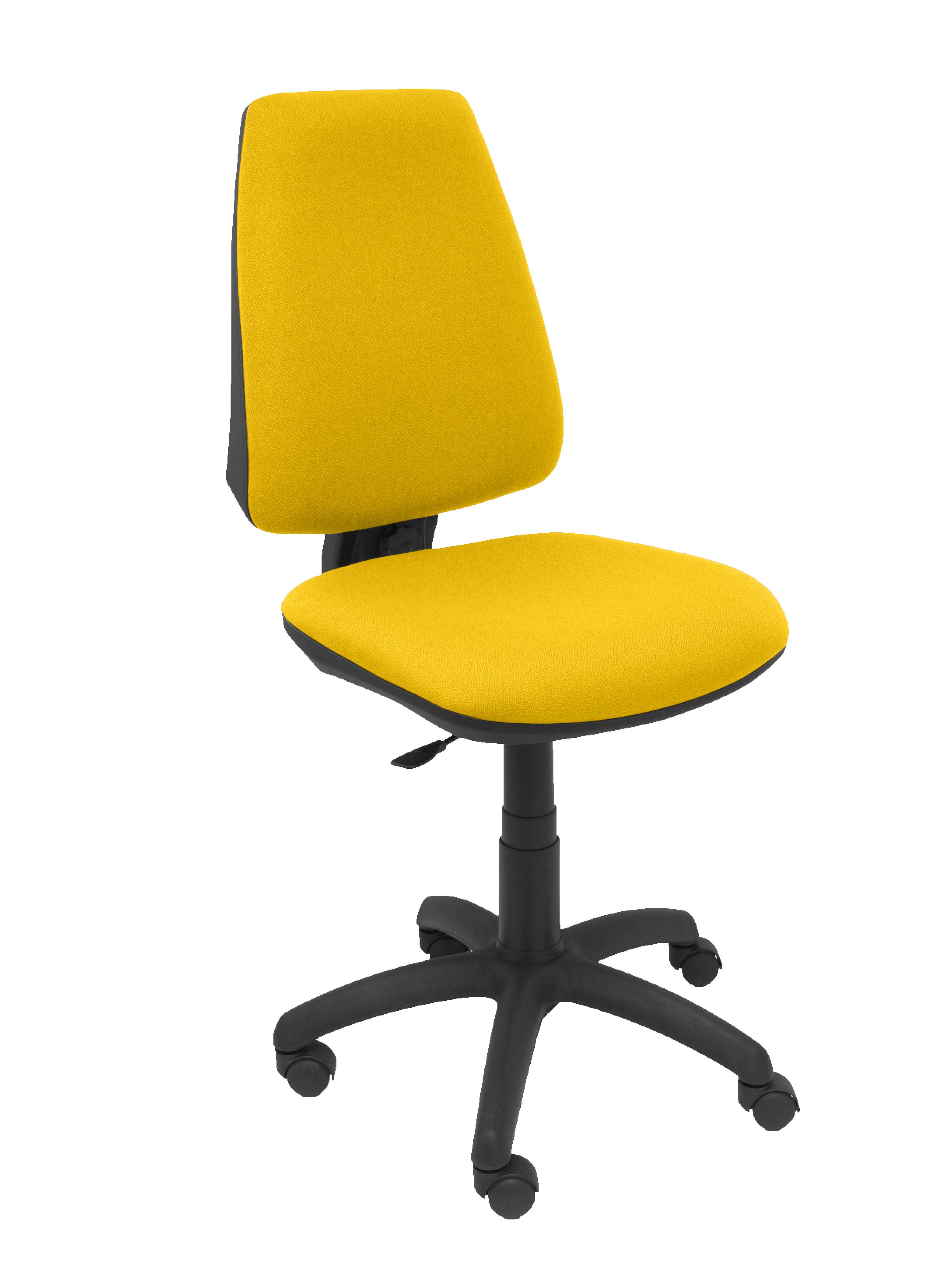 Silla Elche CP bali amarillo