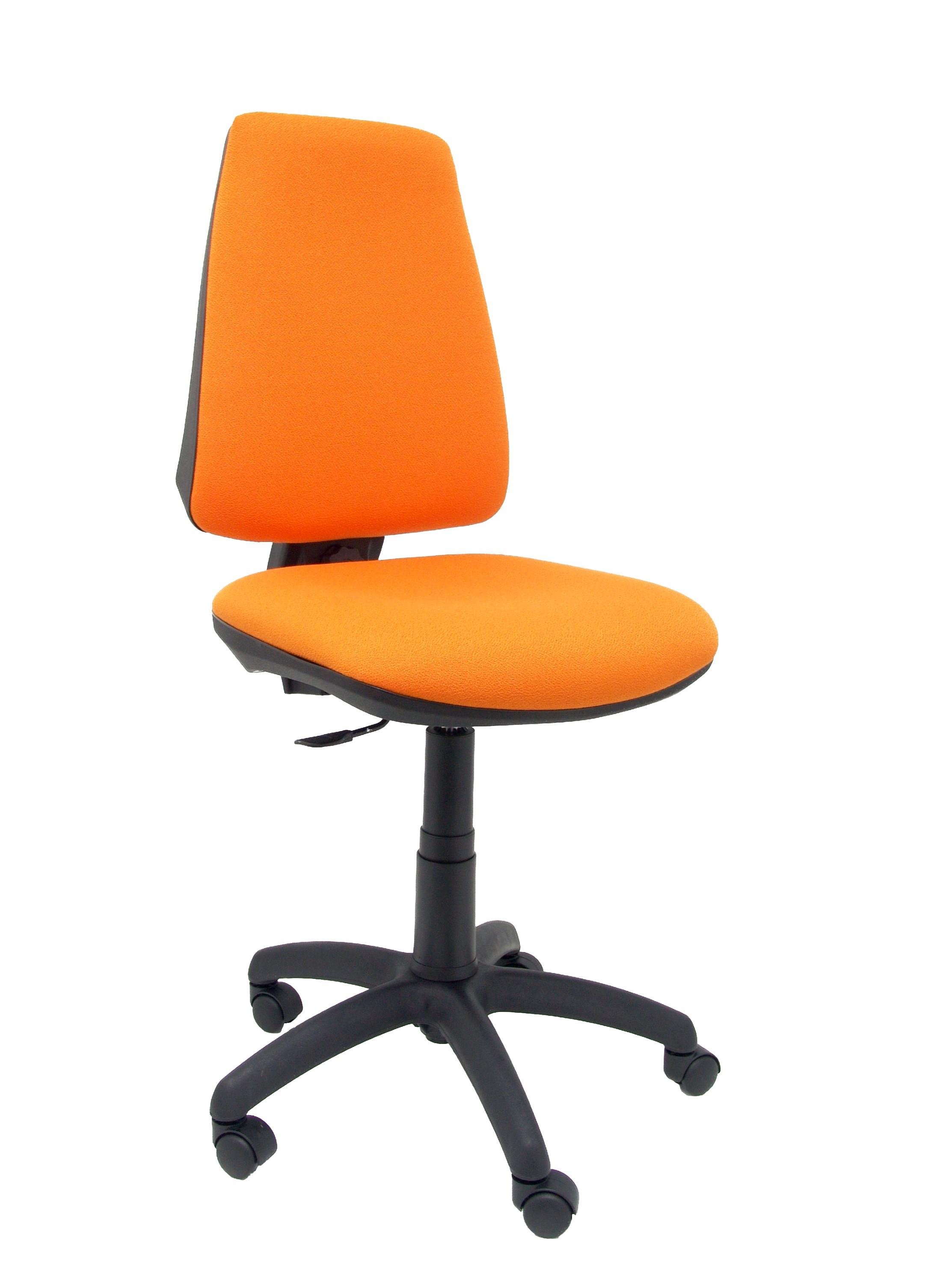 Silla Elche CP bali naranja