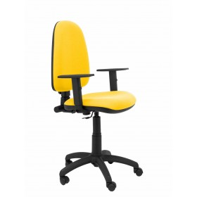 Silla Ayna bali amarillo brazos regulables