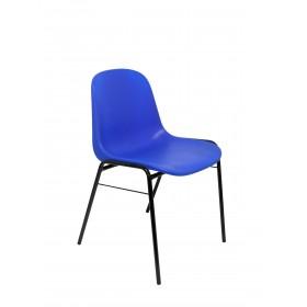 Pack 4 sillas Alborea azul