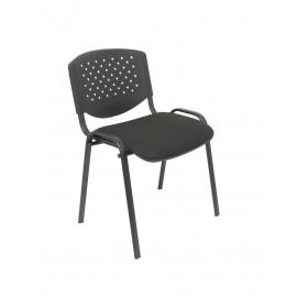 Pack 4 sillas Petrola aran negro