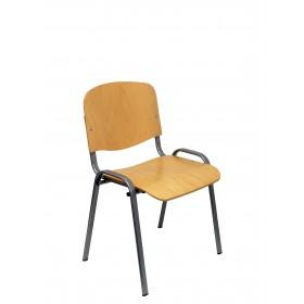 Pack 4 sillas Golosalvo madera haya