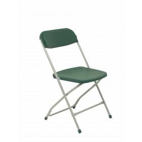 Pack 5 sillas plegables Viveros verde